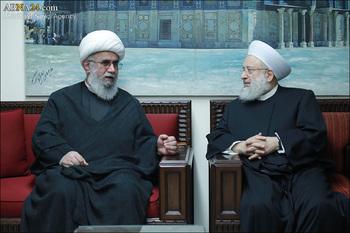 آیت الله رمضانی: بحث وحدت از ضروریات جهان اسلام است/ ماهر حمود: ایران در راه حمایت از فلسطین ثابت قدم است