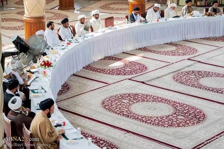عکس خبری/ اجلاس علما و خطبای پاکستان در دانشگاه