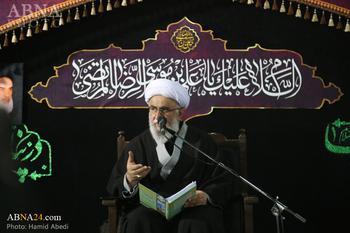 آیتالله رمضانی: کلام ائمه اطهار (ع) نوری است که انسان را به روشنایی و بیداری میرساند