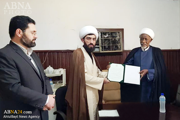 Representative of AhlulBayt (a.s.) World Assembly in Sierra Leone appointed (+Photos)