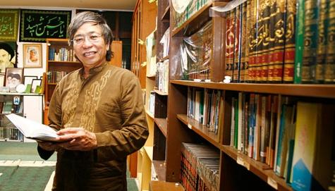وفاة رئیس جمعیة أهل البیت(ع) في إندونیسیا