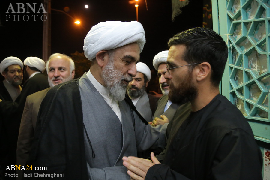 Photos: Commemoration ceremony for first Chilean Shiite cleric held in Qom