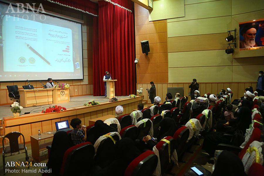 گزارش تصویری/ مراسم اختتامیه جشنواره ادبی رسانهای همایش بین المللی حضرت ابوطالب(ع)