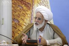 حجت الاسلام احمدی تبار: اعمال، رفتار و گفتار سالک راه حق باید مانند پیامبر(ص) و اهل بیت(ص) باشد