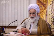حجت الاسلام و المسلمین احمدیتبار: برای کسب توفیقات و فیوضات الهی باید زمینهسازی کنیم