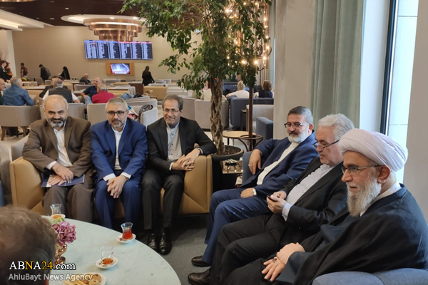 Secretary-General of AhlulBayt (a.s.) World Assembly arrived in Turkey