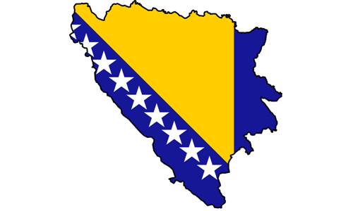 Statistics of Shiites in Bosnia and Herzegovina