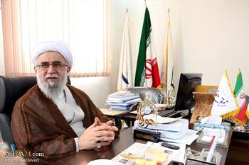 سخنرانی آیت الله رمضانی در هم اندیشی نقش جامعه علمی ایرانیان خارج از کشور