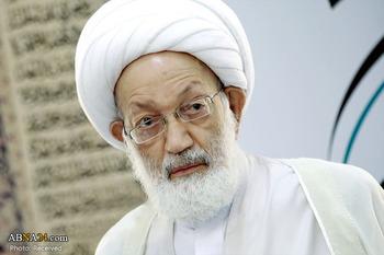 آیتالله عیسی قاسم: شاهد اعلام جنگ با امام حسین(ع) در بحرین هستیم