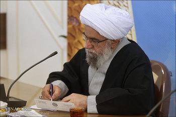 پیام تبریک دبیرکل مجمع جهانی اهل بیت(ع) به رئیس جدید مجلس شورای اسلامی