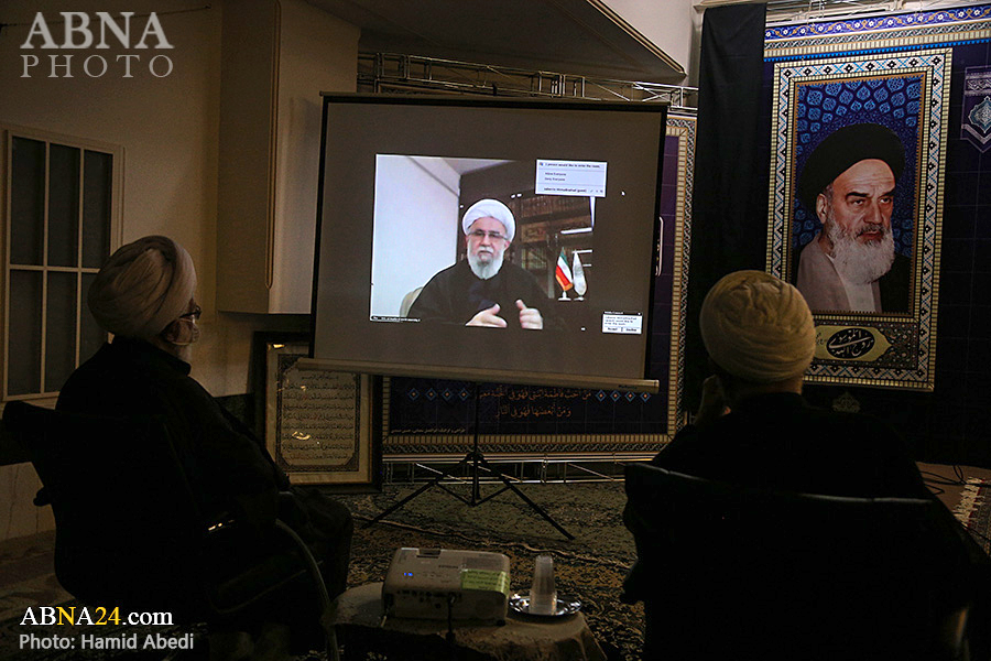 Photos: Memorial ceremony for late Ayatollah Taskhiri held by Ahlulbayt (a.s.) World Assembly