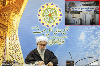 پیام آیت الله رمضانی در پی انفجار مرگبار در مسجد شیعیان قندوز/ تاکید بر شناسایی و برخورد با عوامل جنایت