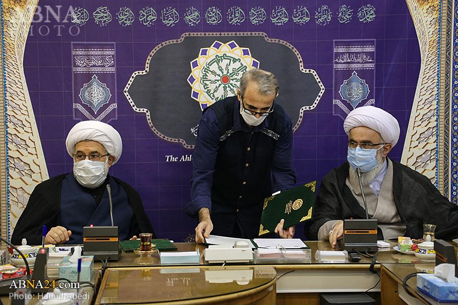 Photos: Signing memorandum of cooperation between Ahl Al-Bayt World Assembly, Al-Mustafa International University