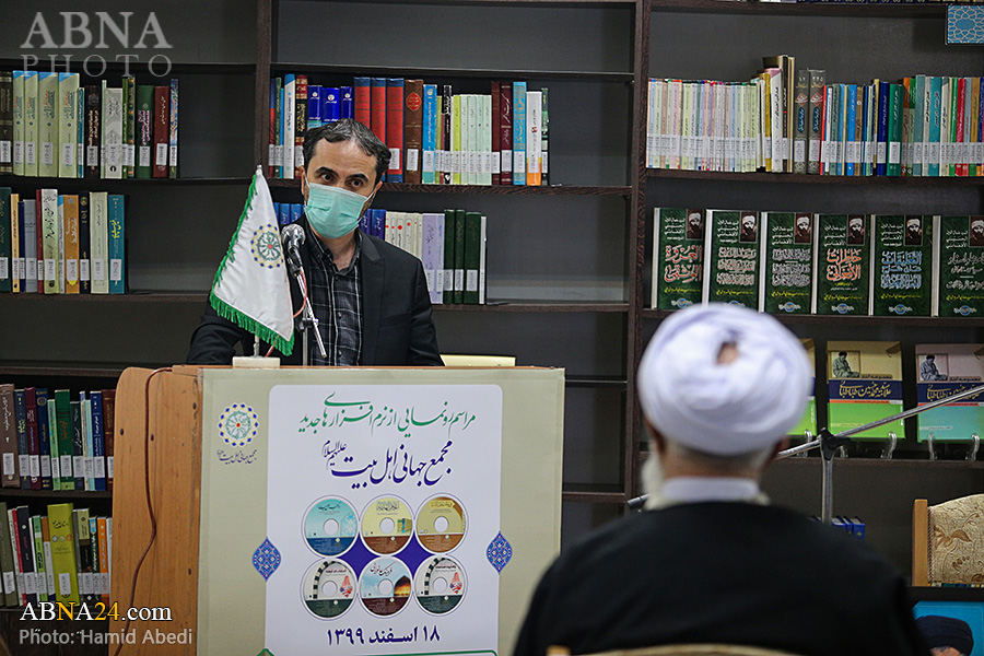 """Library """"Center for Islamic Studies"""" in Pardisan, Qom; Scientific base for new generation: Son of late Khosrowshahi"""