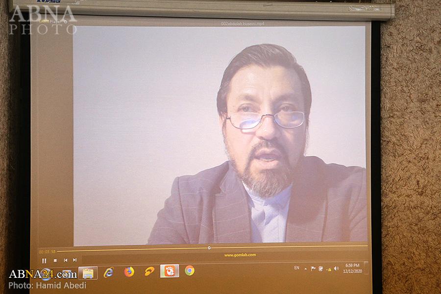 Hujat al-Islam Hosseini calls Sheikh Zakzaky lion of Africa