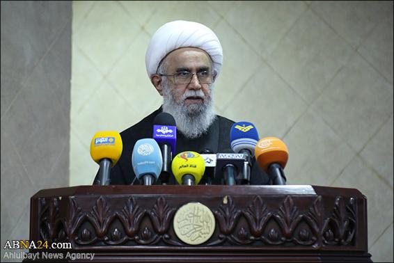 Photos: Ayatollah Ramazani attended meeting of Lebanese Muslim Ulama Association