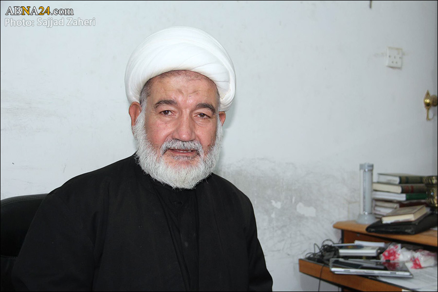 Head of AhlulBayt (a.s.) World Assembly, Iraq's Office, speaks of love between Iraqi, Iranian nations