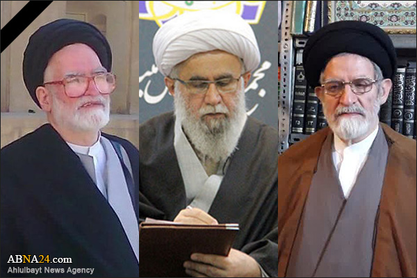 Message of condolences of Ayatollah Ramazani on demise of Ayatollah Hosseini Jalali