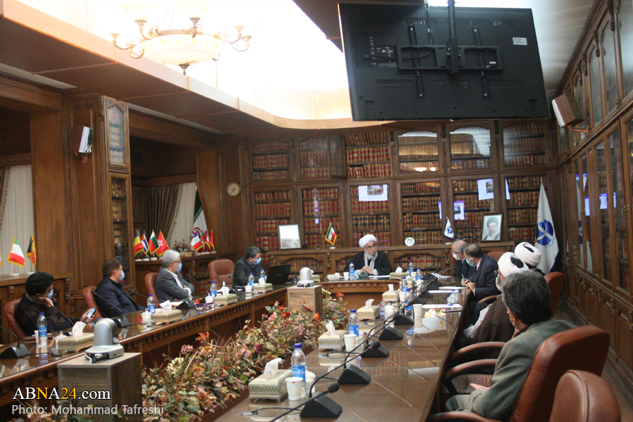 Photos: Secretary General of AhlulBayt (a.s.) World Assembly visits Pasteur Institute