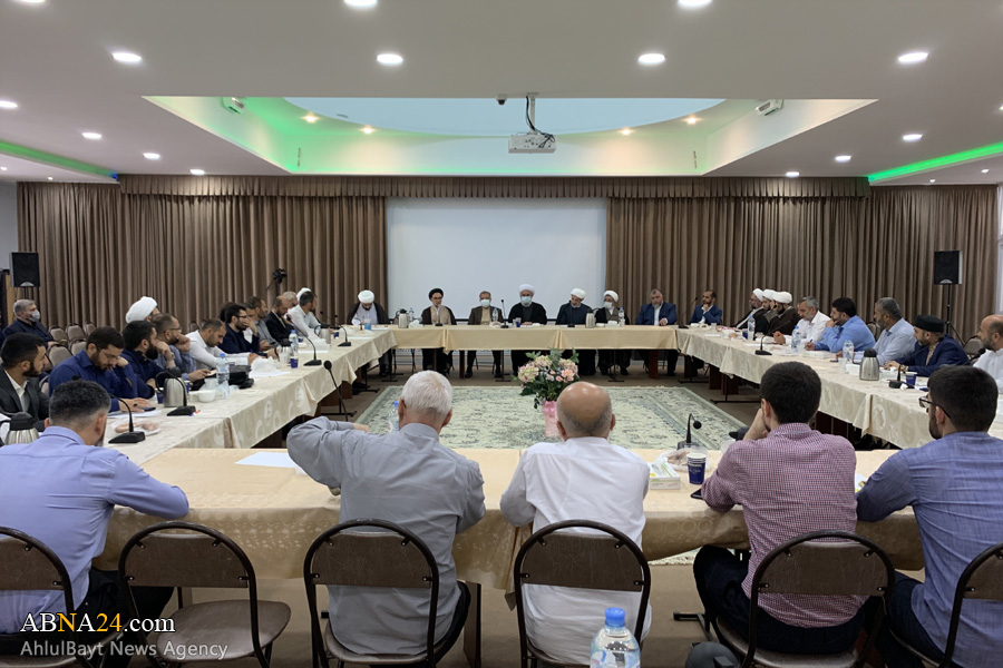 Photos: Meeting of Shiite missionaries in Russia