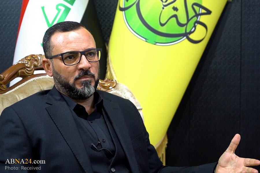Spokesman of al-Nujaba: Martyr Soleimani was Ayatollah al-Sistani's advisor in issuing jihad fatwa