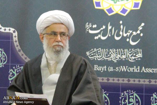 "Ayatollah Ramezani denounced ""Violation of Religious, Social Rights in Sweden & France"""