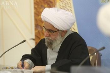 پیام تسلیت آیت الله رمضانی در پی درگذشت رئیس