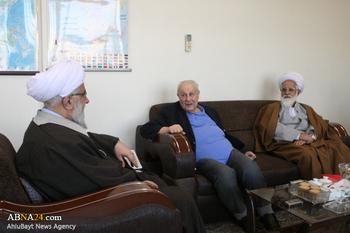 دیدار دبیرکل مجمع جهانی اهل بیت (ع) با سفیر فلسطین در ایران