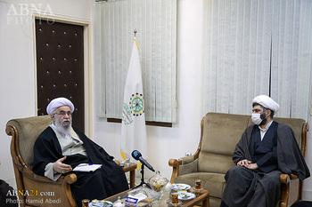 Accurate, comprehensive interpretation of man with logic of reason, nature is provided by divine attitude: Ayatollah Ramazani