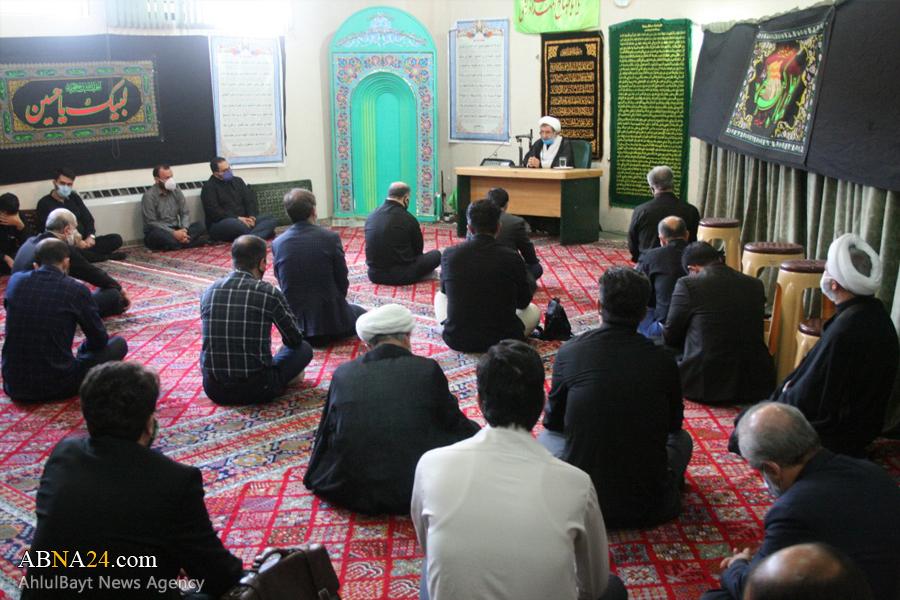 مراسم بزرگداشت دکتر رشید فرخی با قرائت پیام تسلیت دبیرکل مجمع جهانی اهلبیت(ع) + عکس