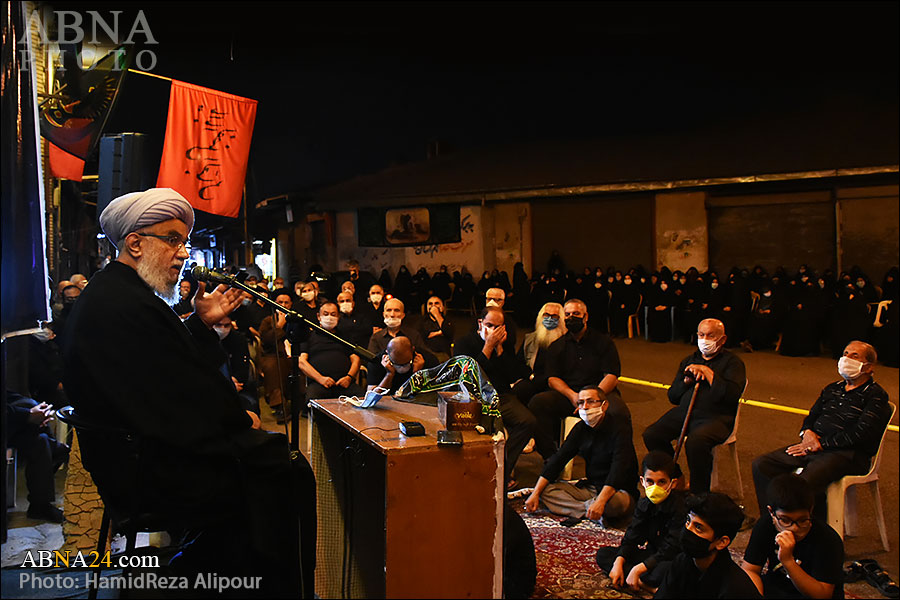 Photos: Mourning ceremony held in Rasht on night of Tasua