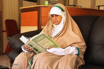 پیام تسلیت عضو هیأت عزاداری انگلیسی زبان تهران در پی درگذشت دکتر رشید فرخی