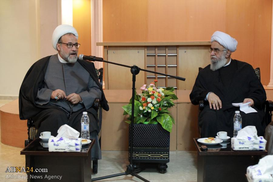 آية الله رمضاني: يجب الاهتمام بالقضايا المتعلقة بنمط الحياة الإسلامية