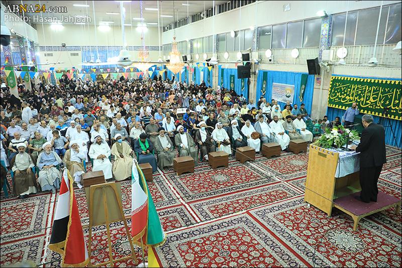 Photos: Eid al-Ghadir celebration of Syrian Office of AhlulBayt (a.s.) World Assembly in shrine of Hazrat Zainab (a.s.)
