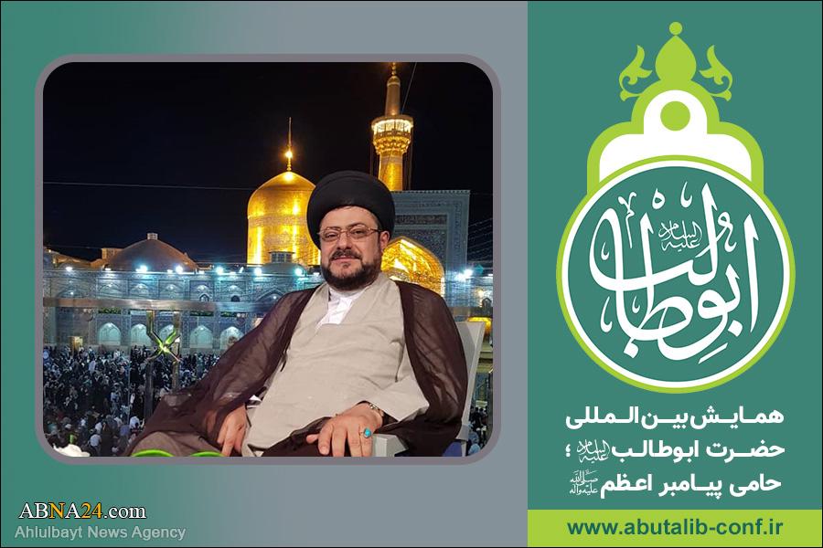 موسوی تبریزی: جناب ابوطالب ایک بین الاقوامی شخصیت کے مالک اور ادیان شناس تھے