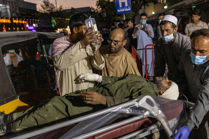 AhlulBayt (a.s.) World Assembly, Afghanistan Office denounced terrorist blast at Kabul Airport