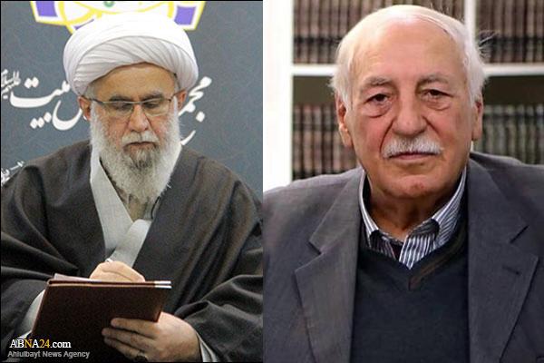 Ayatollah Ramazani offered his condolences on demise of prominent Palestinian fighter
