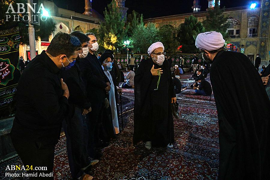 Photos: Commemoration ceremony for late Ayatollah Taskhiri held in Qom