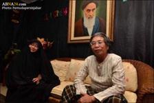 Late Prof. Jalal al-Din Rahmat during years (Photos)