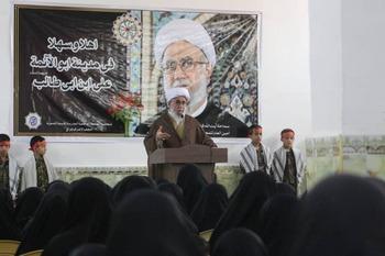 Ayetullah Ramazani: Bayan Talebeler Dinin Tebliğinde Zeynebi Rol İfa Edebilirler / Maneviyat, Beşeri Toplumunda Değer Dönüşümüne Açılan Kapıdır