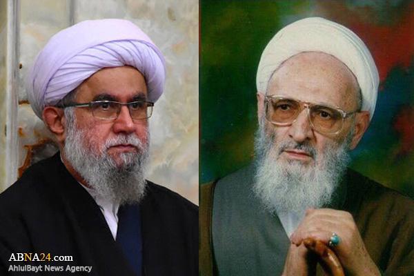 Ayatollah Ramazani expressed his condolences on demise of Allameh Hassanzadeh Amoli