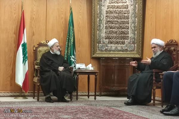 Imam Musa Sadr implemented moderation culture accurately/West has stolen Islamic concepts: Ayatollah Ramazani