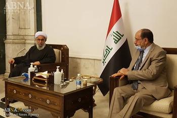 رمضانی: حاج قاسم، شهید مقاومت در عرصه بین المللی است/ نوری المالکی: دشمنان در عراق به دنبال ایجاد فتنه شیعی شیعی هستند