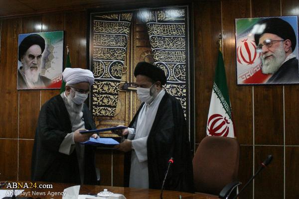 مجمع جهانی اهل بیت (ع) و بعثه مقام معظم رهبری تفاهمنامه امضاء کردند