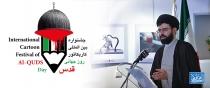 حسینیعارف: دور دوم جشنواره درباره تسلیح کرانه باختری خواهد بود