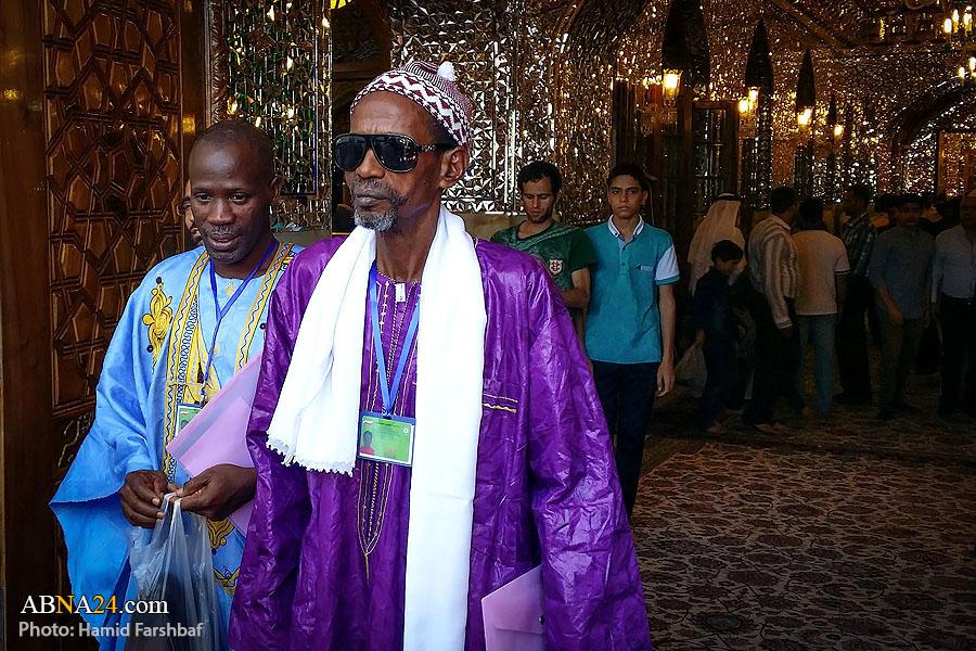 تصاویر برگزیده از سفر یکروزه مهمانان اجلاس مجمع جهانی اهل بیت(ع) به مشهد مقدس