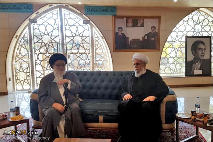 Photos: Secretary-General of AhlulBayt (a.s.) World Assembly visited Imam Khomeini Center in Lebanon