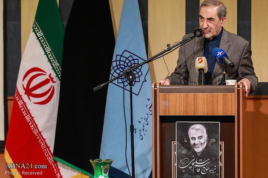 Iran to take revenge for Gen. Soleimani's blood: Velayati