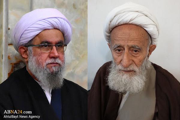 Ayatollah Ramazani offered his condolences on demise of Ayatollah Feyz Lahiji Gilani