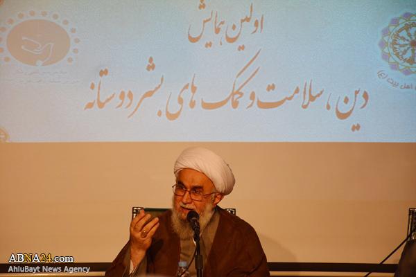 Today we need religion, health institutions/ Religion guarantee for human health: Ayatollah Ramazani
